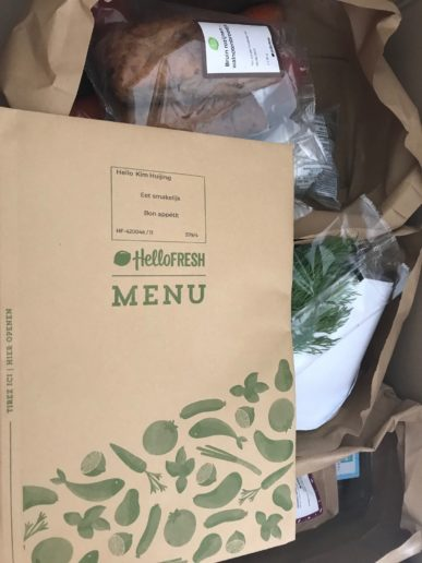 Hellofresh familybox recepten