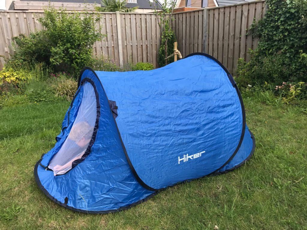 Bristol pop up tent