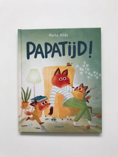 Kinderboek Papatijd