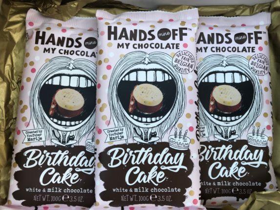 Hands off my chocolate Dit gebeurt er als
