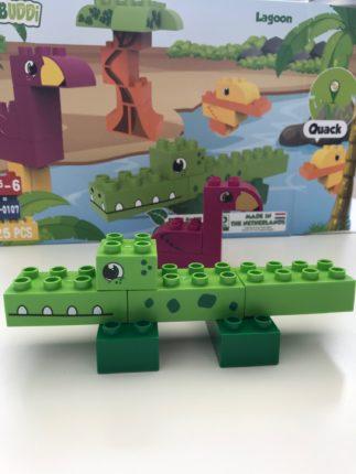 Biobuddi duurzaam speelgoed (lego duplo)