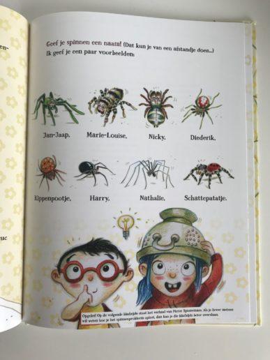 spinnenalarm nooit meer bang voor spinnen