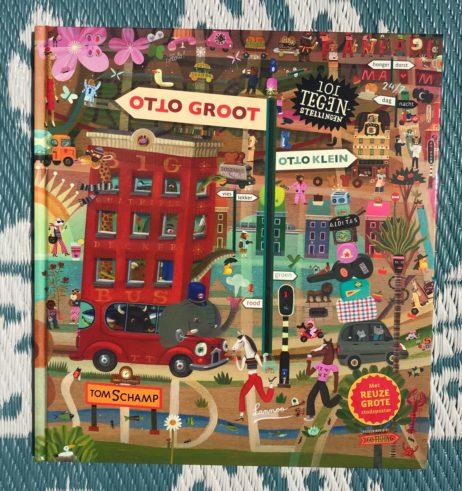 otto groot otto klein, tegenstellingboek