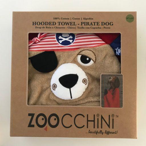 Zoocchini badcape Kleine Giraf