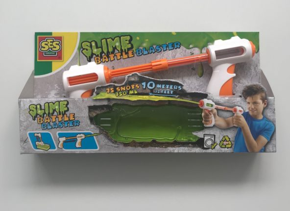 Slime Battle Blaster SES creative