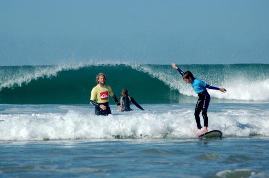 Juvego Surfen met enorme golven