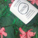 Swaddle hydrofiel babydoeken MaeMae paars