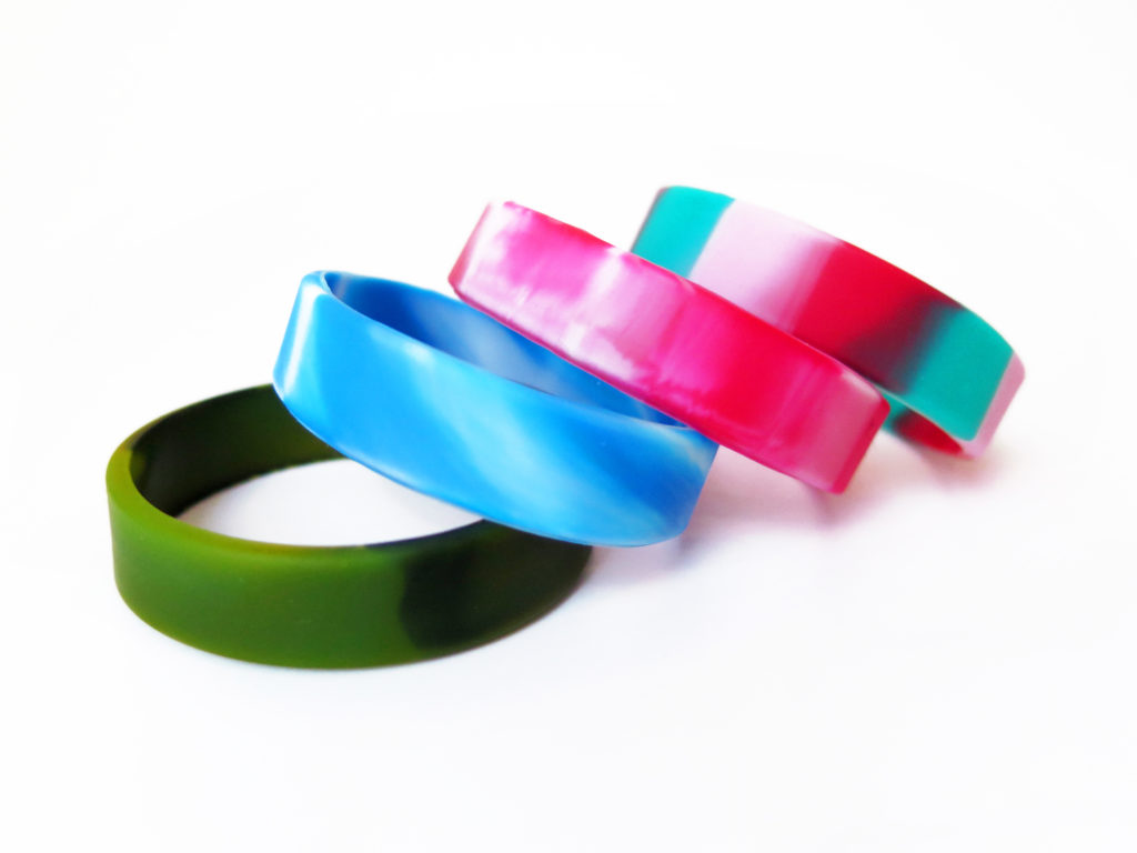siliconen polsbandjes sos armband
