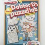 Dokter D's puzzellab Denk sport junior