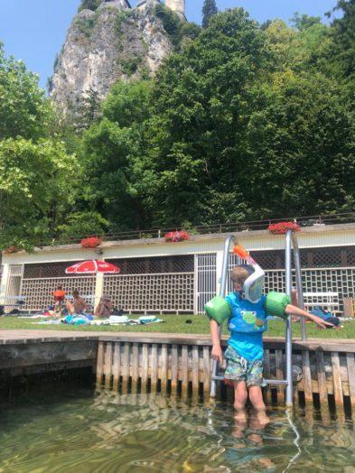 Decathlon snorkelmasker kinderen