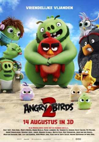 Angry Birds stemmencast poster-14aug
