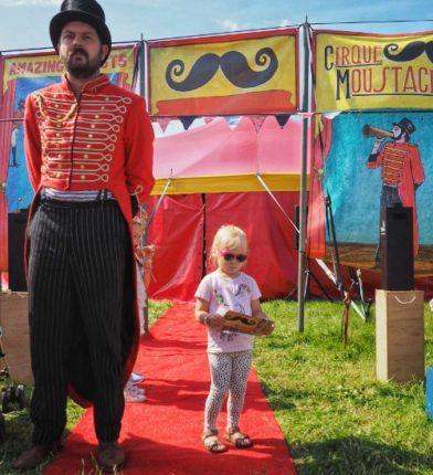 Circque moustache kim van smeerdijk