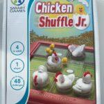 Chicken Shuffle review Smart Games