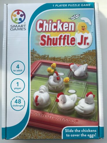 Chicken Shuffle review Smart Games