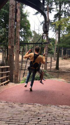 De ooievaart dierenpark amersfoort zippline