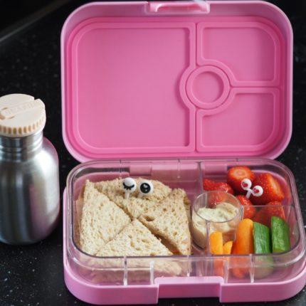 Naar school lunchbox
