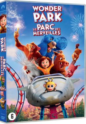 Wonderpark DVD