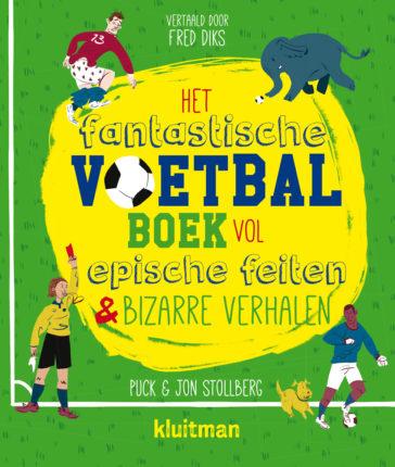 het fantastishe voetbalboek