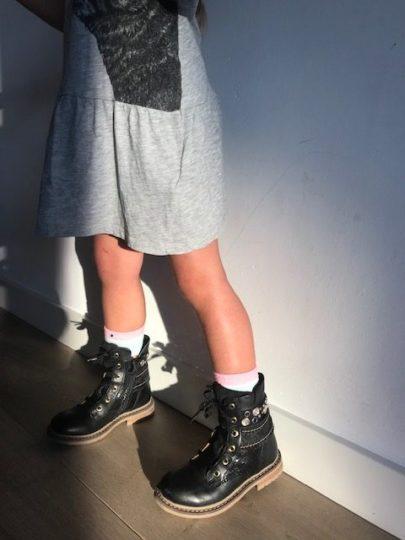 Braqeez kinderschoenen stoere meiden boots