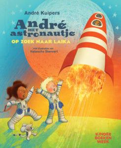 Laika andre het astronautje prentenboek 2019