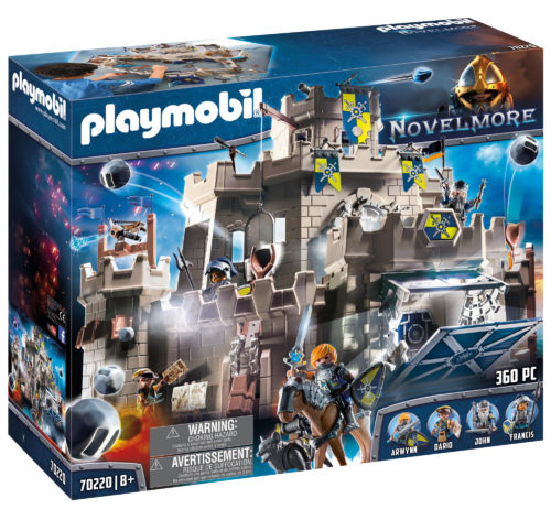 Playmobil novelmore burcht
