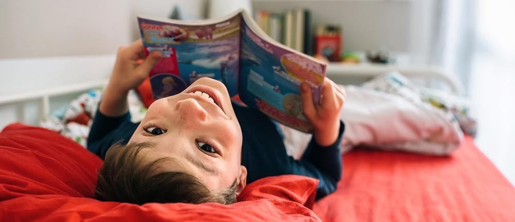Echte Helden Lezen is een initiatief van Blink Media in samenwerking met partners Sanoma Media Netherlands B.V. en Hearst Magazines Netherlands B.V. ter stimulering van lezen.