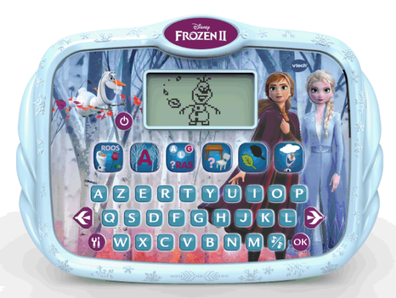 Frozen TABLET vTECH
