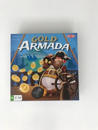 Gold armada tactic