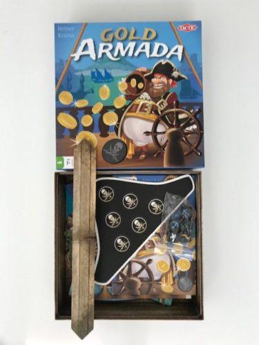 Gold armada tactic