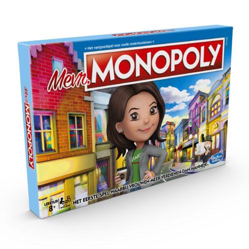 Mevrouw Monopoly