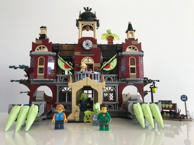 Lego hidden side spookschool