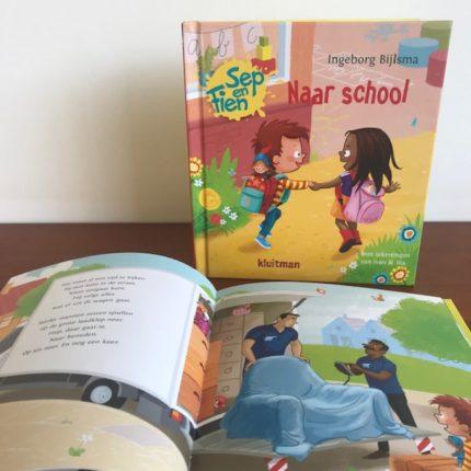 Sep en fien kinderboek