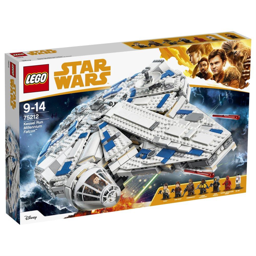 LEGO Star Wars Holiday Toy List Amazon