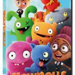 Ugly dolls op dvd