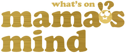 What's on mama's mind logo