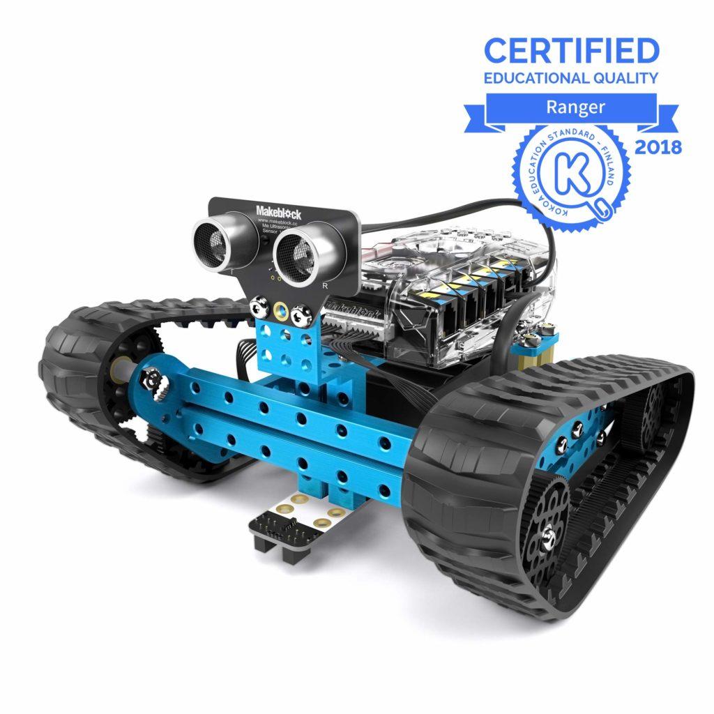 robot kit Holiday Toy List Amazon
