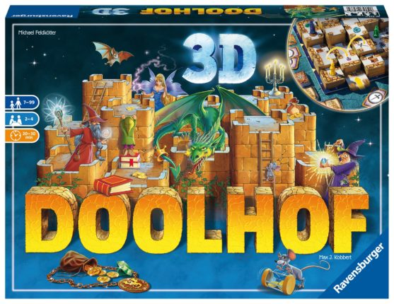 3D-Doolhof Ravensburger