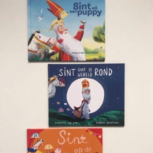 Sinterklaas kinderboeken