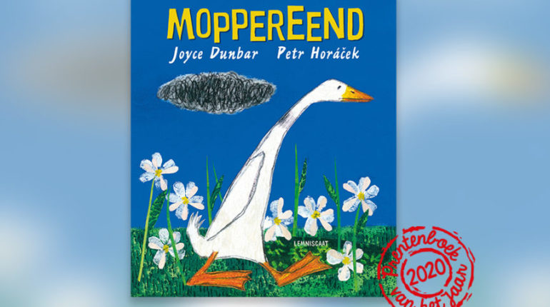 Moppereend prentenboek 2020