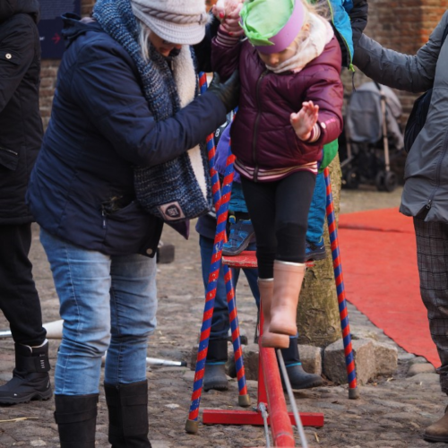 Sinterklaas Muiderslot