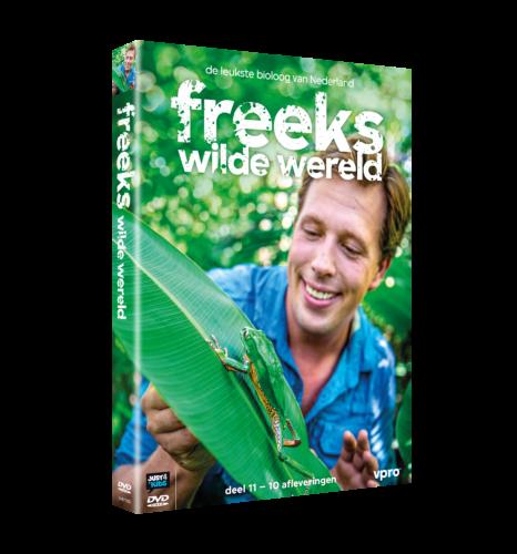 Freeks wilde wereld op dvd