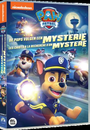 Paw patrol op dvd