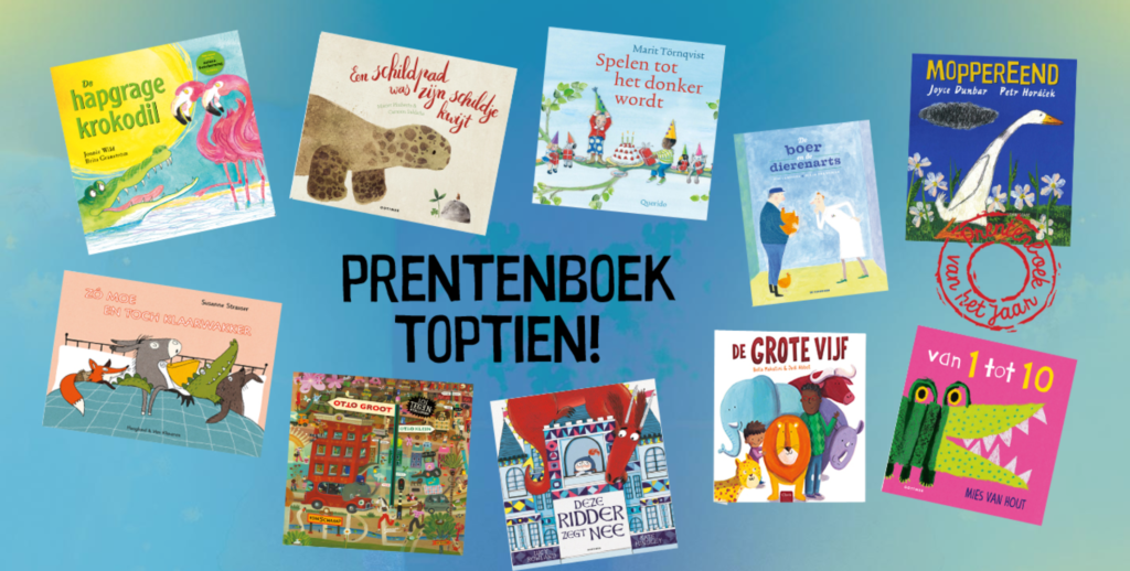 prentenboek top 10 2020