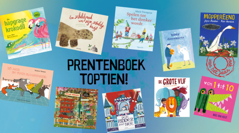 prentenboek top 10 2020