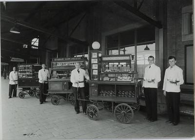 spoorwegmuseum vroeger