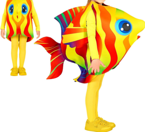 tropische vis carnaval