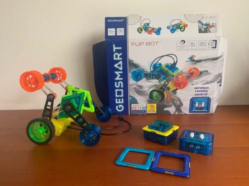 SmartGames Geo Smart Flipbot