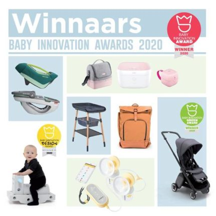 winnaars baby innovation wards 2020
