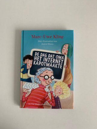 Kinderboek internet