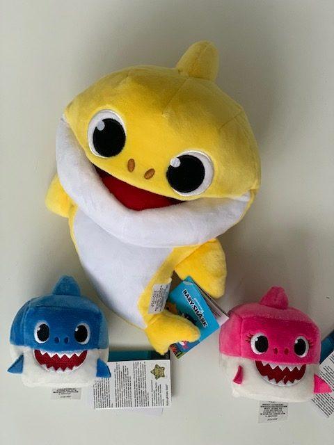 Baby Shark Knuffels